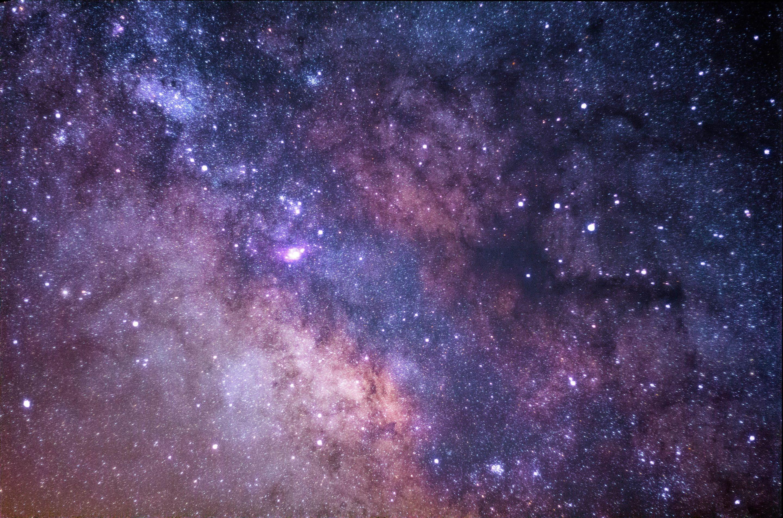 Image de l'univers qui symbolise l'infini et ses vertus pour avoir une santeinfini